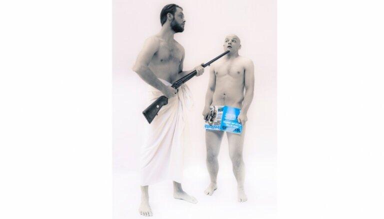 Ar komēdiju 'Divi kaili vīrieši' sezonu atklās Liepājas teātris