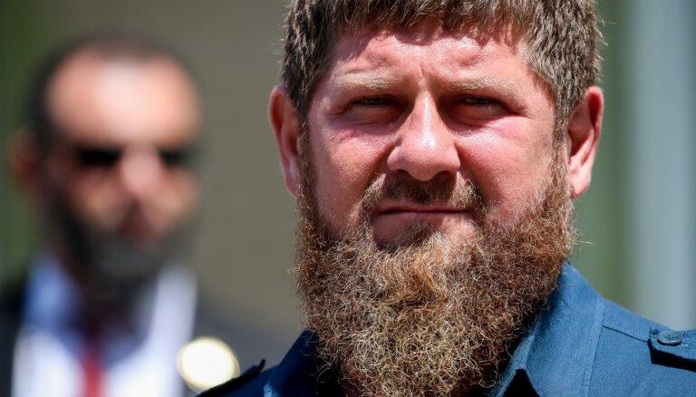 Čečenijas TV kanāla vadītājs piedraud nogalināt Kadirova kritiķus