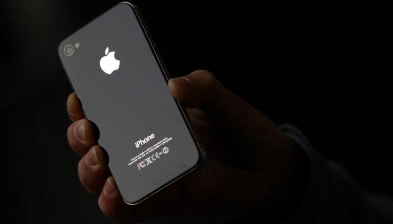 """Прибыль Apple заметно обгоняет """"выхлоп"""" экономики Латвии"""