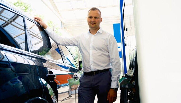 'Viršu' mērķis ir kļūt arī par enerģētikas uzņēmumu: intervija ar vadītāju Jāni Vību