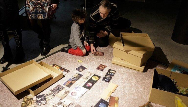 Izstādē 'Pazudis arhīvā' būs radošā darbnīca bērniem