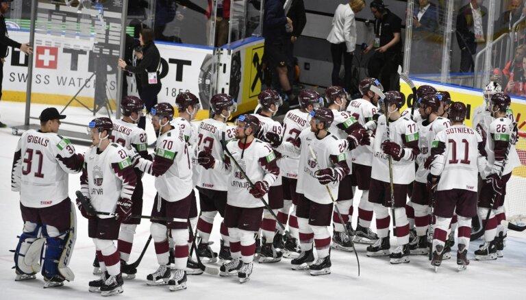 Lietuva piedāvā kopā ar Latviju rīkot pasaules čempionātu hokejā