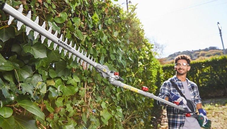 'Parkside' produkti taviem mājas remonta un dārza darbiem