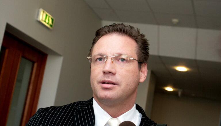 Вымогательство 7,7 млн. евро: суд оправдал Шталбергса