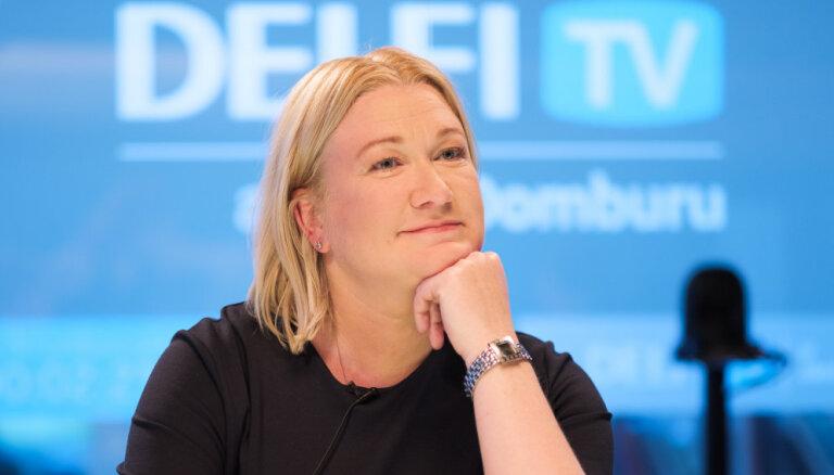 Liepiņa: Kariņa skaidrojums par Gobzema kandidatūras noraidīšanu ir absolūti nepietiekams