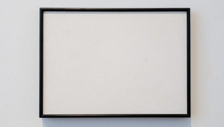 Vienas gleznas stāsts. Bruno Vasiļevskis 'Baltā siena'