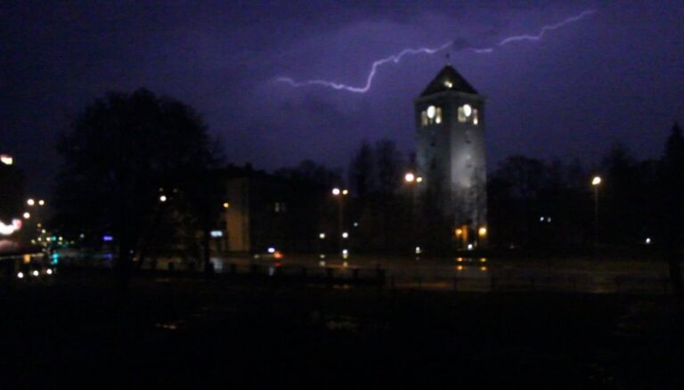 Negaiss Jelgavā
