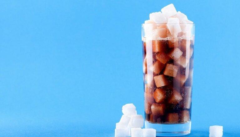 Вы толстеете от сахара из напитков, а не из еды