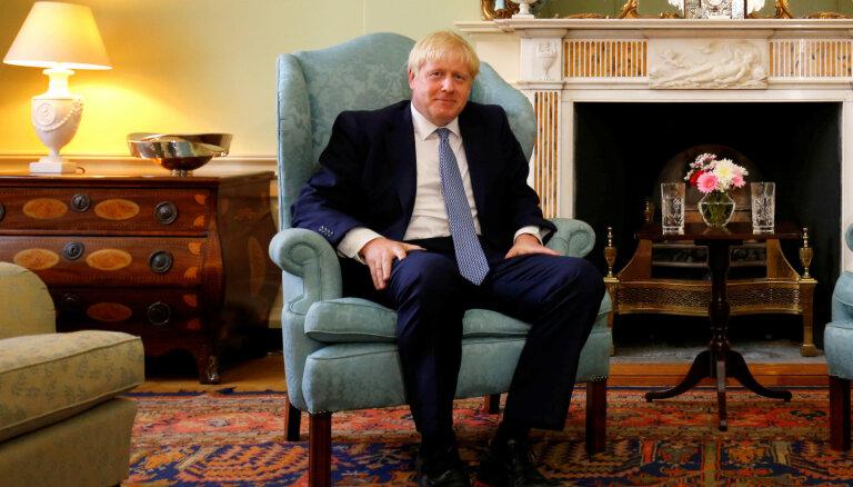 Džonsons nerunās ar Eiropas valstu līderiem pirms viņu piekāpšanās