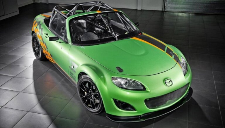Mazda и Alfa-Romeo создадут родстер на базе культового MX-5