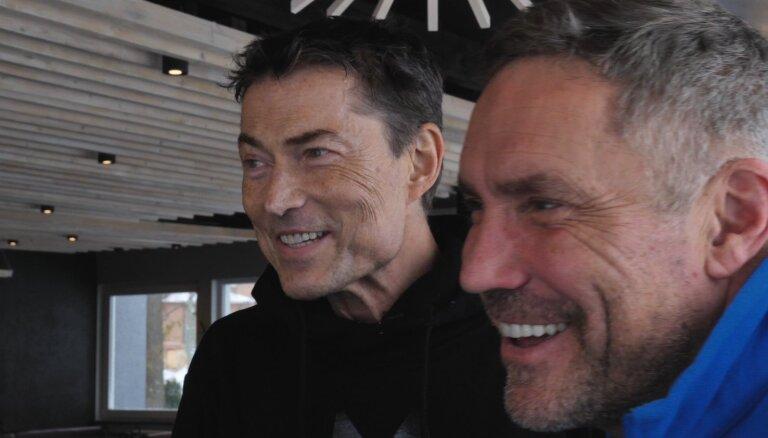 Pirmizrādi piedzīvos dokumentālā filma par brāļiem Žagariem