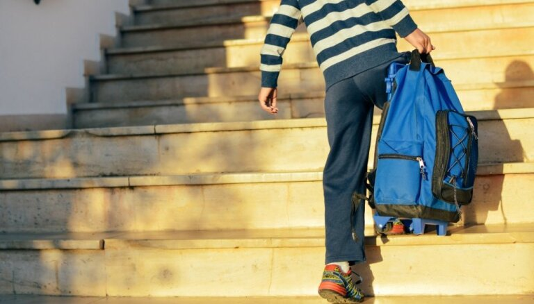 Сколько должен весить школьный рюкзак?