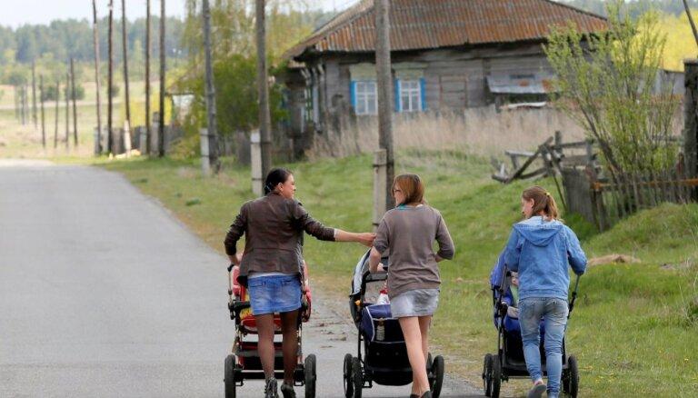 """Население Латвии продолжает сокращаться, за год - """"минус"""" 14 400 человек"""