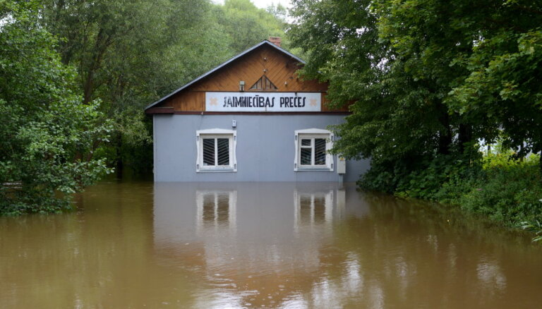 Romualds Dovgjallo: Plūdi Latvijā nav nenovēršams ļaunums