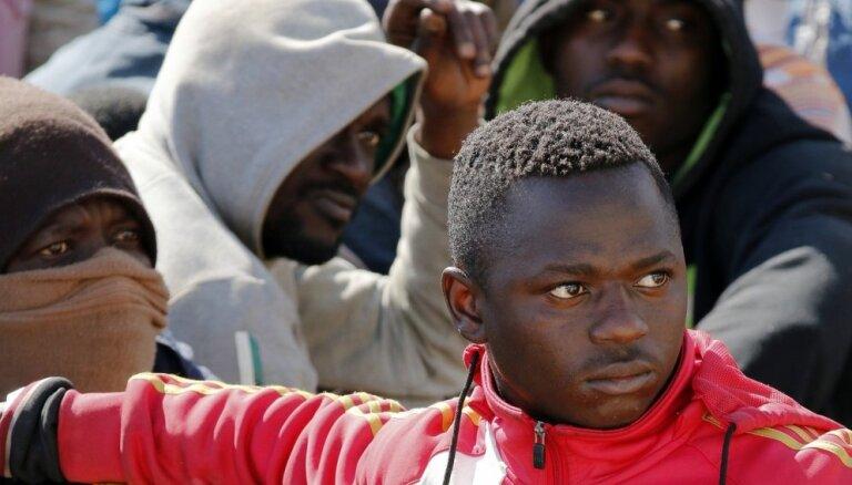 ЕС предлагает ввести квоты на прием мигрантов из Африки