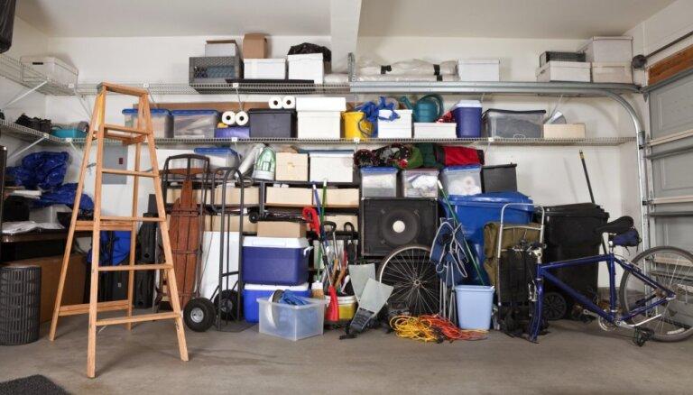 8 вещей, которые вы не должны хранить в гараже, иначе это плохо кончится