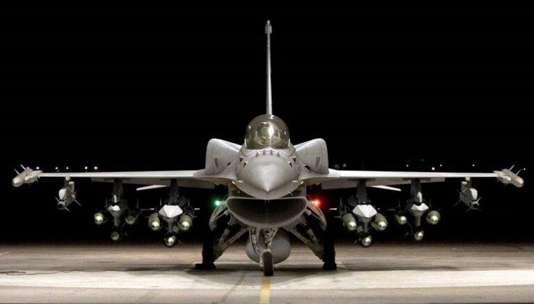 Slovākija novecojušos 'MiG-29' nomainīs ar modernajiem 'F-16V'