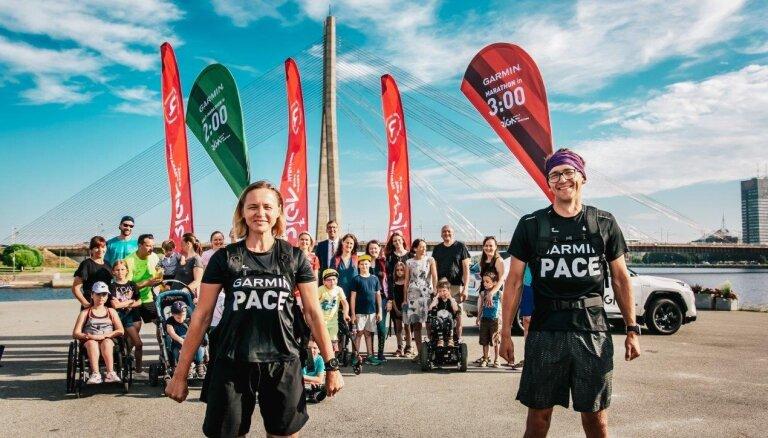 Sākas 'Rimi' Rīgas maratona labdarības kampaņa 'Labas gribas kilometri'