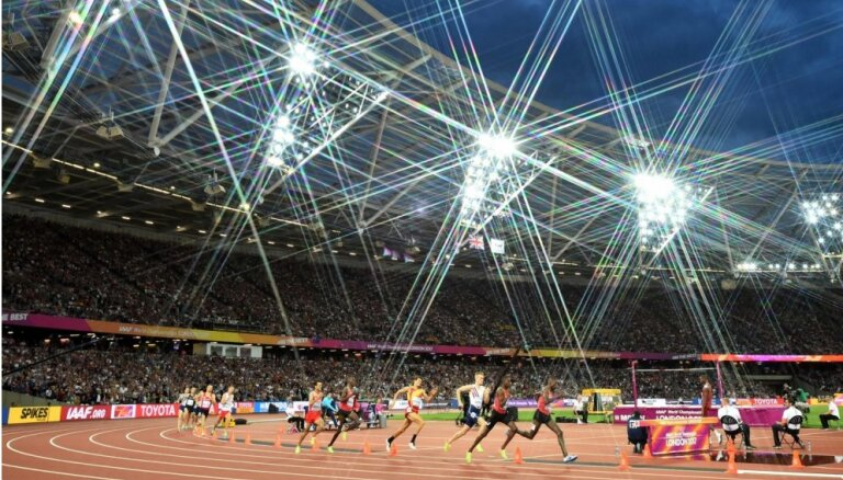IAAF devīto reizi pagarina Krievijas Vieglatlētikas federācijas diskvalifikāciju