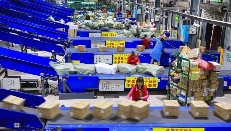 Būtiski pieauguši importa apjomi: iedzīvotāji steidz atgūt nokavēto