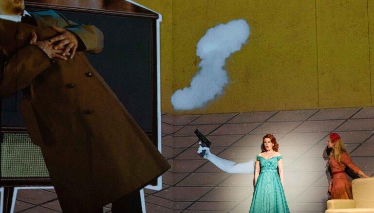 Latvijas Nacionālā opera ar izrādi 'Dons Paskvāle' viesosies Bidgoščas operas festivālā