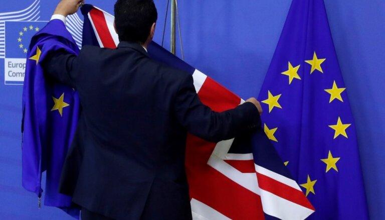 В Брюсселе подписали соглашение о Brexit