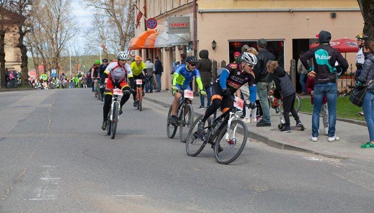 Latvijas valsts mežu MTB maratona sezona sāksies ar etapu no Valmieras līdz Cēsīm