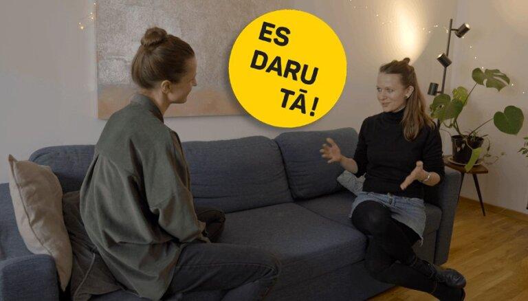 Padomju laika bufetes jaunā dzīve: 'zero waste' iedvesmota mājokļa iekārtošana