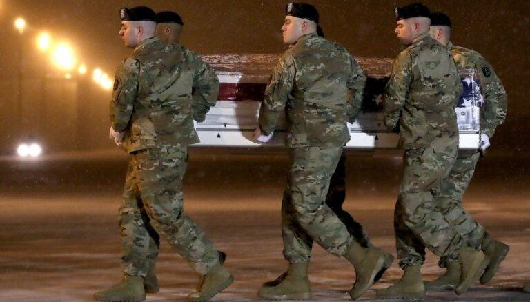 В Афганистане в бою погиб американский военный — бывший рижанин Михаил Голин