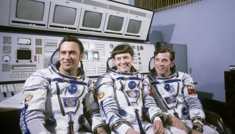 """Немецкий астронавт: """"Советские космонавты занимались сексом в космосе, американцы— нет"""""""