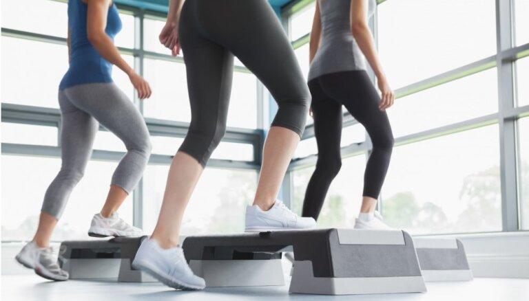 Британские специалисты советуют женщинам почаще прыгать