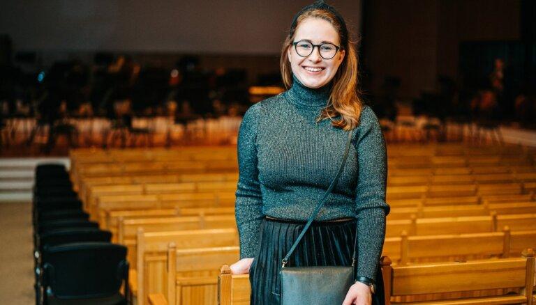 Klasiskās nevainības zaudēšana Nr. 18. LNSO satiek jaunu klausītāju – kūku meistari Annu Pannu