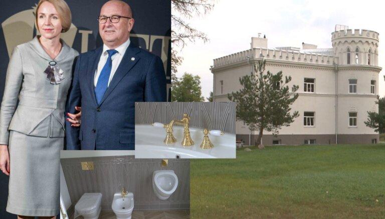ФОТО. Мэр Каунаса показал свой новый дом из 13 комнат, в котором раньше жили монахини