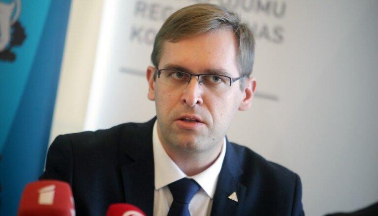 Valstij nopietni jāapsver 'Conexus Baltic Grid' akciju iegāde, min Irklis