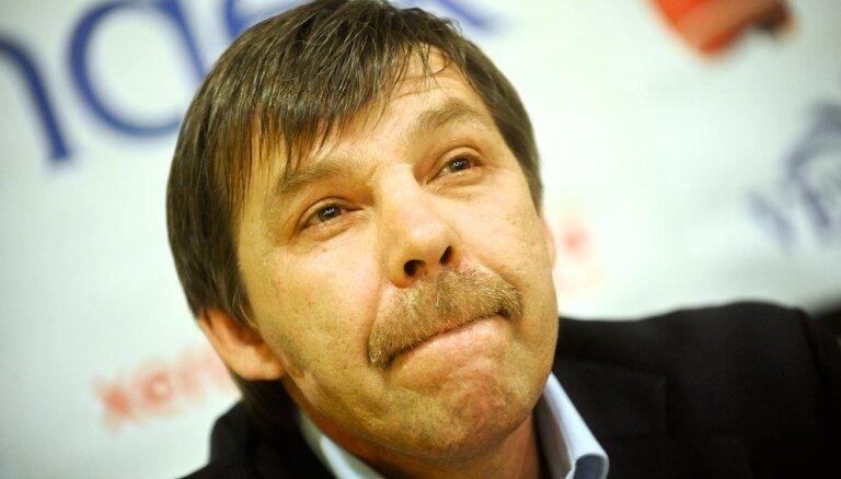 Znaroks: vienīgā izmaiņa Maskavas 'Dinamo' ir tā, ka Vītoliņš ir galvenais treneris