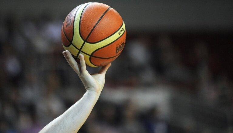 Rīgas 3x3 basketbola komanda Igaunijas seriāla posma finālā uzvar ventspilniekus