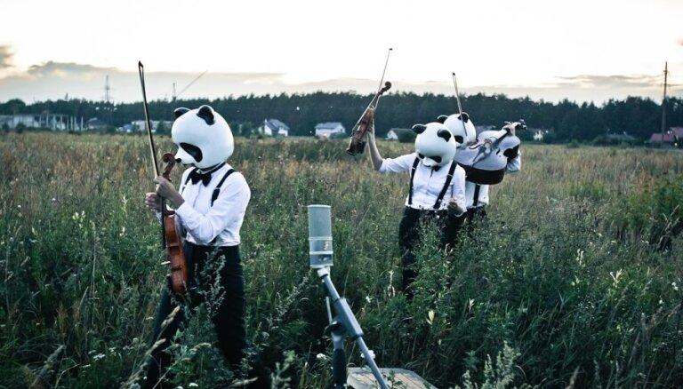 Grupa 'Instrumenti' piedāvā dziesmas 'Pilnīgi viens' video klipu