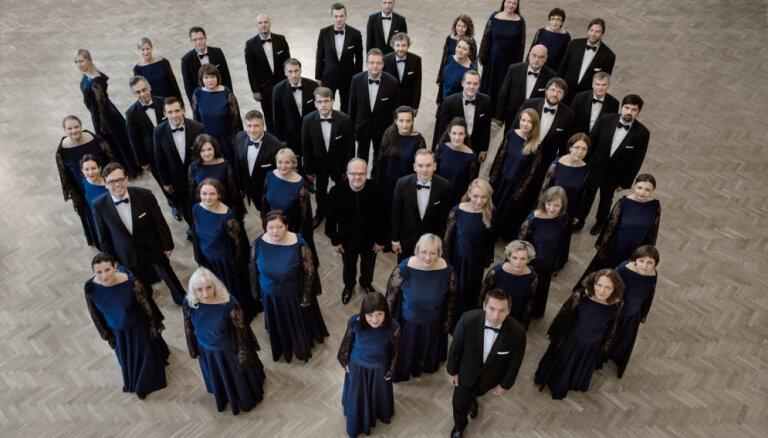 Valsts Akadēmiskais koris 'Latvija' koncertē Itālijā un Francijā