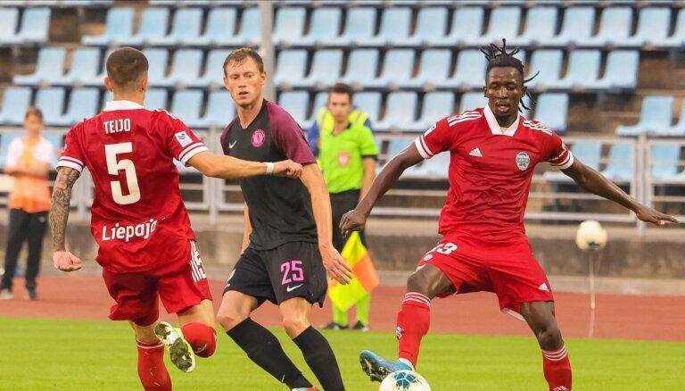 FK 'Liepāja' turpina sadarbību ar Keitu un Berjozkinu