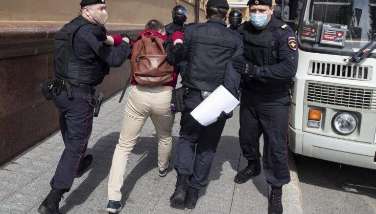 Правозащитники потребовали от МВД РФ прекратить преследовать пикетчиков