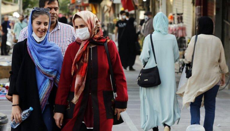 В Иране зафиксировали рекордную суточную смертность от коронавируса