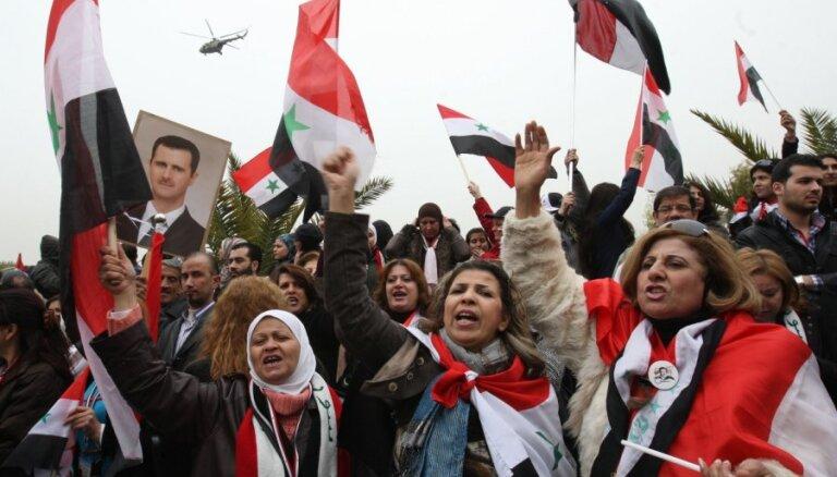 Sīrijas ārlietu ministrs: ir uzsākta karaspēka izvešana saskaņā ar Annana miera plānu