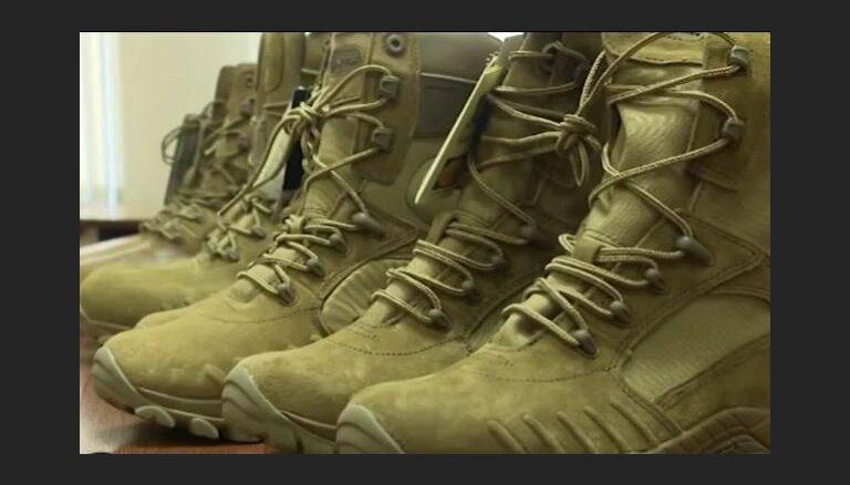 LTV7: Новые ботинки военным покупать не будут, улучшат имеющиеся