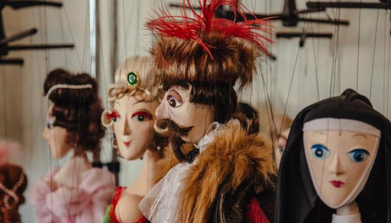 Latvijas Leļļu teātris atceļ izrādes līdz 14. aprīlim; iegādātās biļetes būs derīgas vēlāk