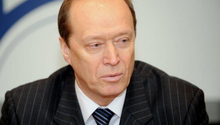 Vešņakovs: Krievijas armija nav pārkāpusi Latvijas robežu un arī nākotnē to nedarīs