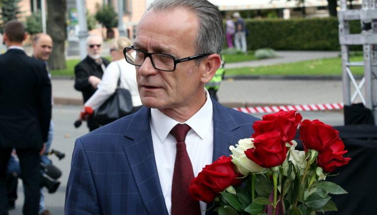 Министр юстиции не будет участвовать в шествии 16 марта, но придет к памятнику Свободы