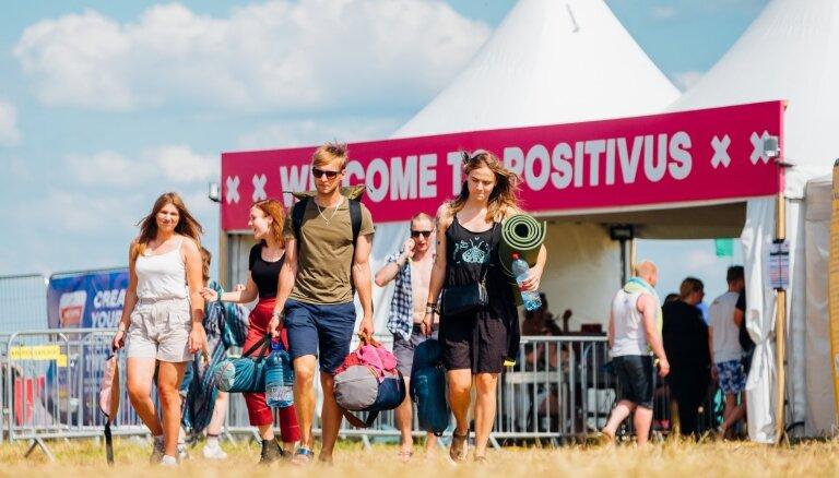 'Positivus' izziņo nākamā gada festivāla datumus