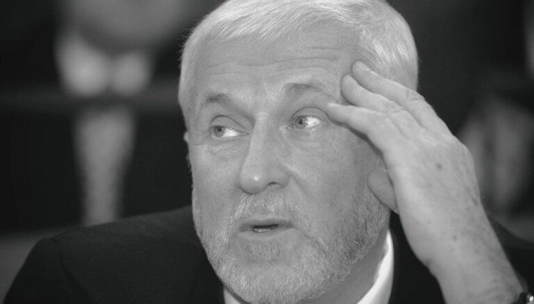 Miris dramaturgs Pauls Putniņš