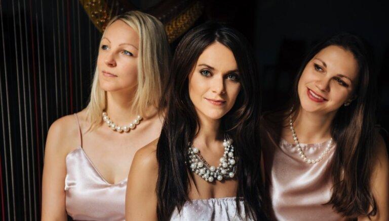 Koncertciklā 'Iededz gaismu' muzicēs 'Trio Angelicus'