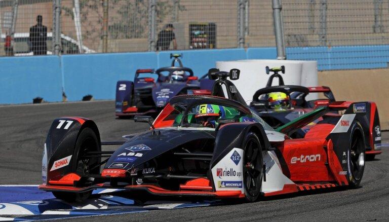 'Audi' un BMW pametīs 'Formula E' čempionātu